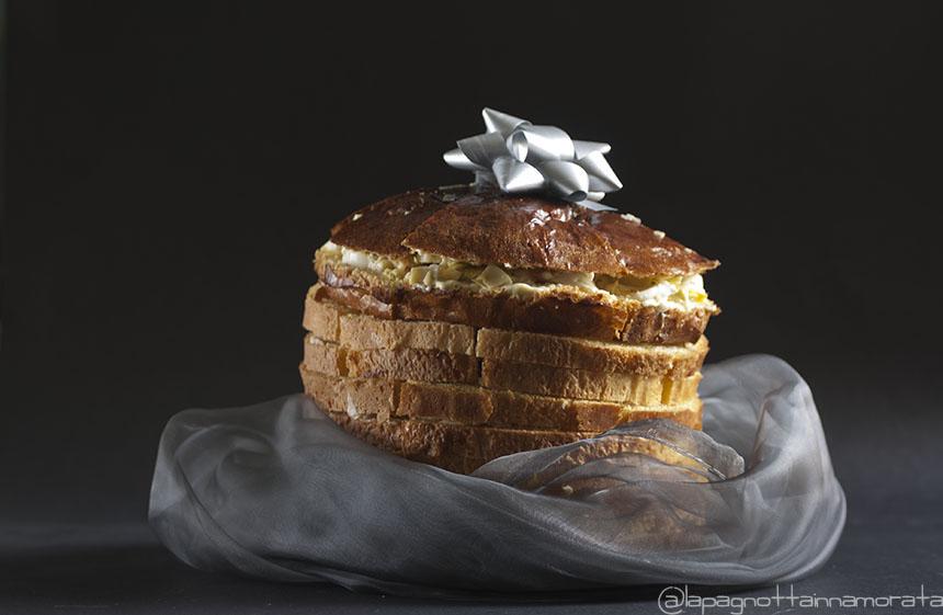 Antipasti Di Natale Montersino.Panettone Gastronomico Di Luca Montersino La Pagnotta Innamorata